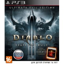 Diablo 3 Reaper of Souls Ultimate Evil Edition [PS3]