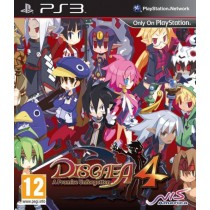 Disgaea 4 A Promise [PS3]