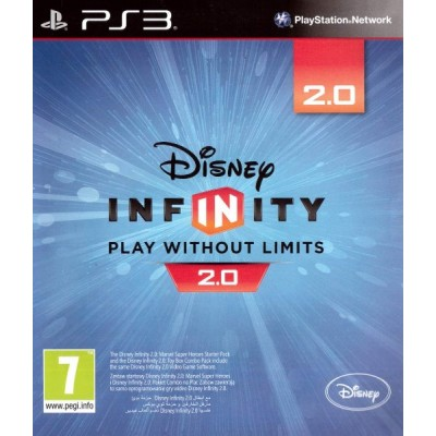 Disney Infinity 2.0 Play Without Limits (только диск) [PS3, на русском языке]
