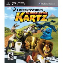 Dreamworks Super Star Kartz [PS3]