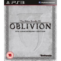 Elder Scrolls IV Oblivion 5th Anniversary Edition [PS3]