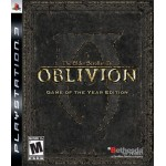 Elder Scrolls IV Oblivion Game of the Year Edition [PS3]