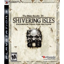 The Elder Scroll IV Shivering Isles Expansion Pack for Oblivion [PS3]