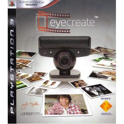 Eye Create [PS3, английская версия]