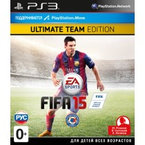 FIFA 15 - Ultimate Team Edition [PS3]