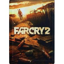Far Cry 2 Steelbook [PS3]