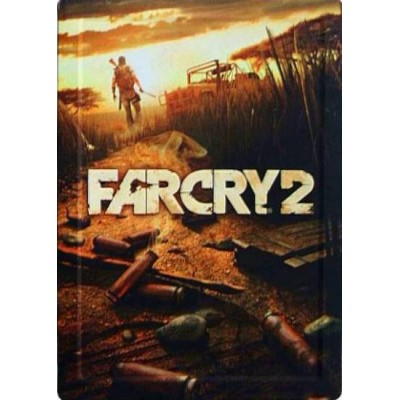 Far Cry 2 Steelbook [PS3, русская версия]