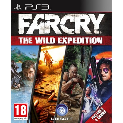Far Cry The Wild Expedition [PS3, английская версия]