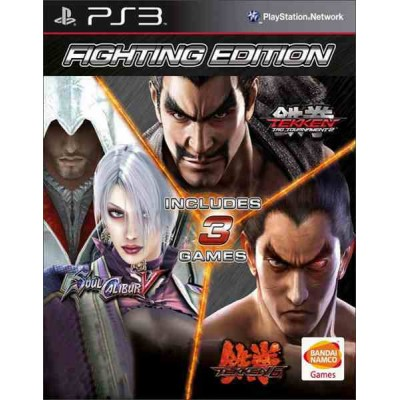 Fighting Edition [PS3, русская версия]