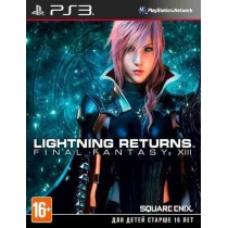 Final Fantasy XIII Lightning Returns [PS3]
