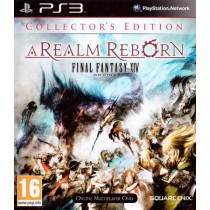 Final Fantasy IV Online - A Realm Reborn Collectors Edition [PS3]