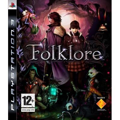 Folklore [PS3, английская версия]