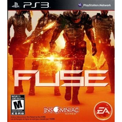 FUSE [PS3, английская версия]