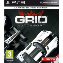 GRID Autosport - Limited Black Edition [PS3]