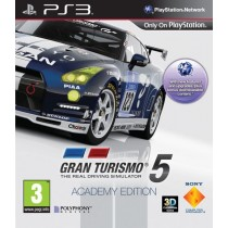 Gran Turismo 5 Academy Edition [PS3]