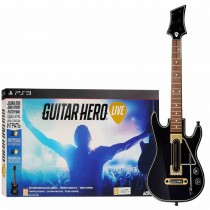 Guitar Hero Live Bundle [PS3]