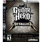 Guitar Hero Metallica [PS3]