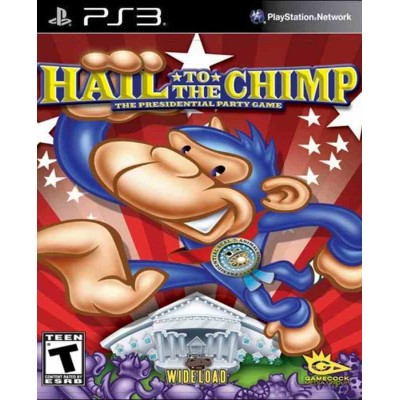 Hail To The Chimp - The Presidential Party Game [PS3, английская версия]