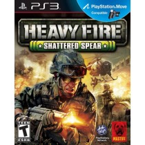 Heavy Fire - Shattered Spear [PS3]