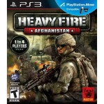 Heavy Fire - Afghanistan [PS3]