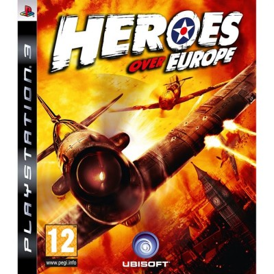 Heroes Over Europe [PS3, английская версия]