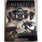 Injustice God Among Us издание Steelbook [PS3]