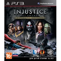 Injustice: Gods Among Us - Ultimate Edition [РS3]