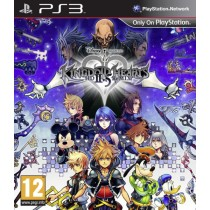 Kingdom Hearts 2.5 HD Remix [PS3]