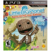LittleBigPlanet - Game Of The Year Edition [PS3]