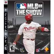 MLB 08 - The Show [PS3]
