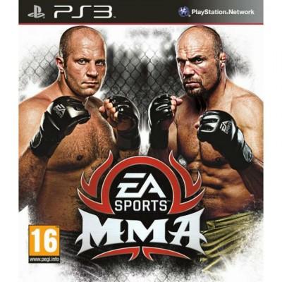 MMA [PS3, английская версия]