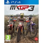 MXGP 3 The Official Motocross Videogame [PS4]