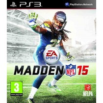 Madden NFL 15 [PS3]