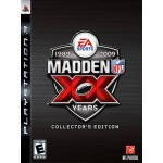 Madden NFL XX Years (Collectors Edition) [PS3]