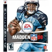 Madden NFL 08 [PS3]