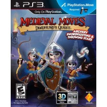 Medieval Moves Deadmunds Quest [PS3, английская версия]