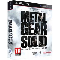 Metal Gear Solid - The Legacy Collection 1987-2012 (артбук) [PS3]