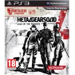 Metal Gear Solid 4 Guns Of The Patriots - 25th Anniversary Edition [PS3]