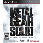 Metal Gear Solid - The Legacy Collection (1987-2012) [PS3]