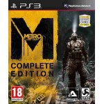 Метро Луч Надежды (Metro Last Light) - Complete Edition [PS3]