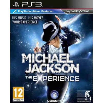 Michael Jackson The Experience [PS3, русская версия]