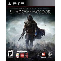 Средиземье Тени Мордора (Middle-Earth Shadow of Mordor) [PS3, английская версия]
