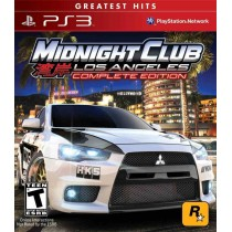 Midnight Club Los Angeles - Complete Edition [PS3]