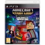 Minecraft Story Mode - Complete Adventure (эпизоды 1-8) [PS3]