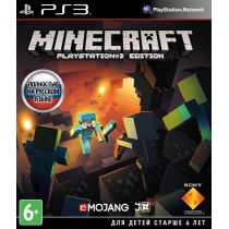 Minecraft Playstation 3 Edition [PS3]