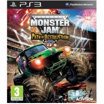 Monster Jam - Path of Destruction [PS3]