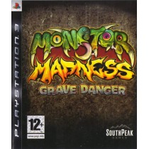 Monster Madness - Grave Danger [PS3]