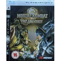 Mortal Kombat vs. DC Universe - Steelbook Edition [PS3]
