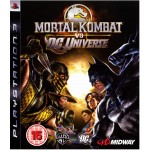 Mortal Kombat Vs. DC Universe [PS3]