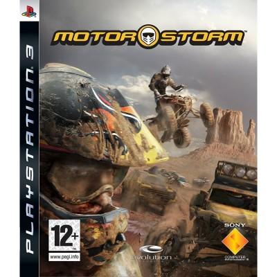 MotorStorm [PS3, английская версия]